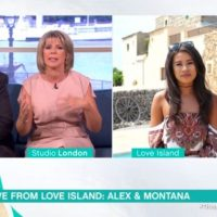 Love Island: Montana Brown faced with awkward question about Alex Beattie during appearance on This Morning