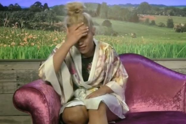 Celebrity Big Brother 2017: Sarah Harding bit Amelia Lily but she said it was a joke