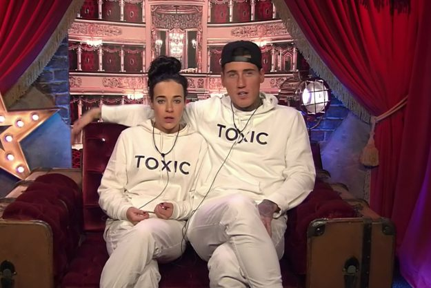 Celebrity Big Brother 2017: Viewers compare Sarah Harding and Chad Johnson to Stephanie Davis and Jeremy McConnell