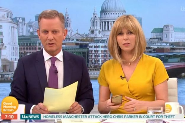 Good Morning Britain: Jeremy Kyle has blasted grumpy co-host Kate Garraway