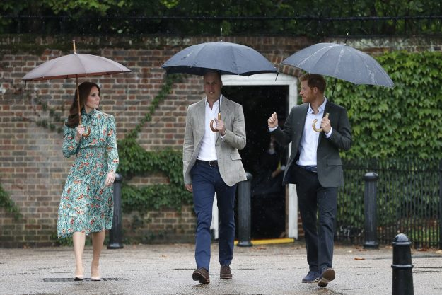 Kate Middleton, Prince William and Prince Harry will be taking on additional responsibilities