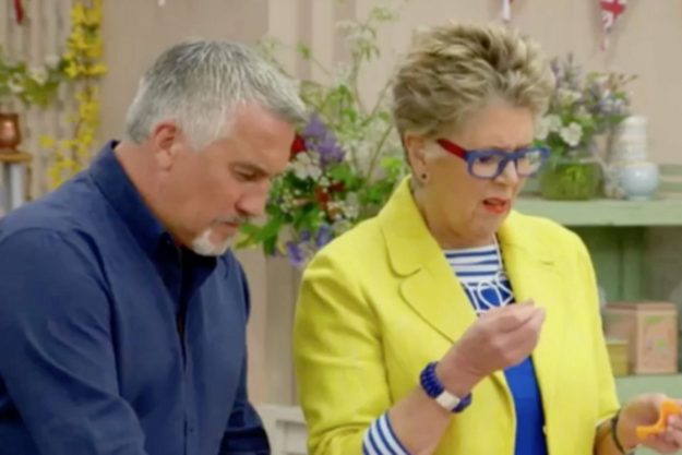 Great British Bake Off: Contestant Chris was stunned by Prue Leith and Paul Hollywood's comments
