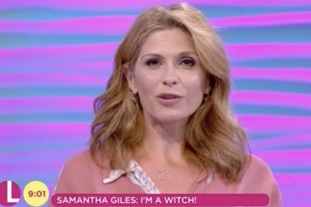 Lorraine: Samantha Giles as opened up about her life as a witch