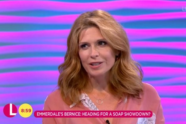 """Emmerdale: Samantha Giles has teased Emma Barton will """"get her comeuppance"""""""