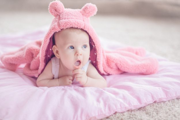 The most unusual girl baby names of 2016 have been revealed