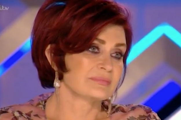 The X Factor: Sharon Osbourne loved Anthony Russell's audition