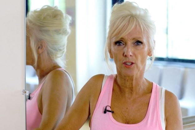 Strictly Come Dancing 2017: Debbie McGee has concerns about her routine