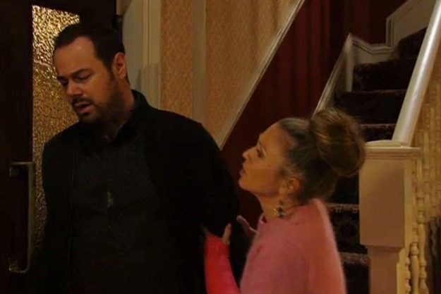 EastEnders: Mick Carter leaves Linda following her cancer scare: