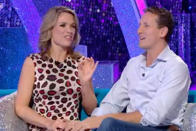 Strictly Come Dancing: Brendan Cole promises to keep quiet this weekend after he lashed out at judge Shirley Ballas' criticism of his and Charlotte Ha