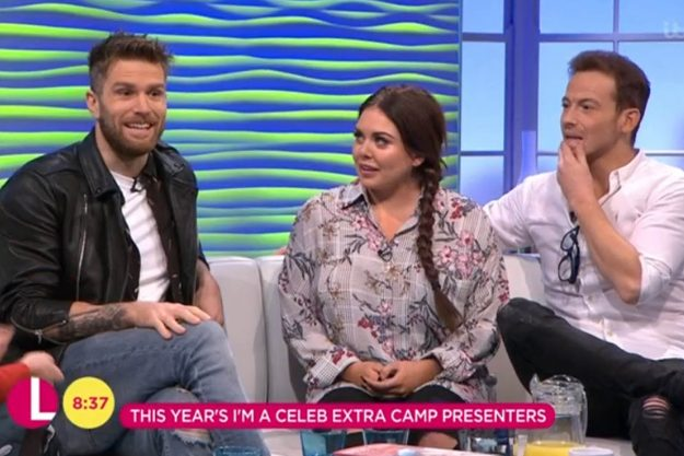 I'm A Celebrity: Joe now presents Extra Camp with co-stars Joel Dommett and Scarlett Moffatt