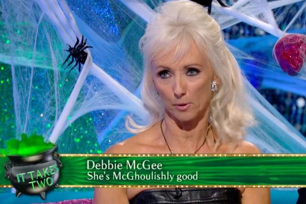 Strictly Come Dancing: Debbie McGee was stunned by Giovanni Pernice's sweet revelation