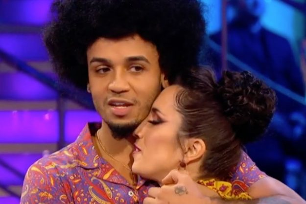 Strictly Come Dancing: Aston Merrygold and Janette Manrara were sent home