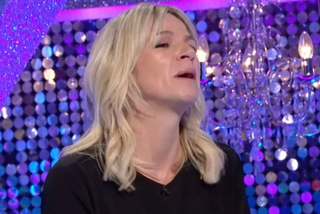Strictly Come Dancing: Zoe Ball confirmed Gemma Atkinson had an injury