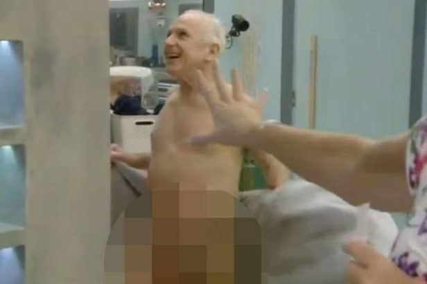 Celebrity Big Brother: Viewers were shocked over Wayne Sleep's unpixelated penis!