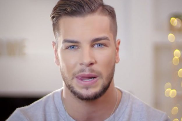 Chris Hughes and Olivia Attwood: Love Island couple star in TV reality show Crackin' On