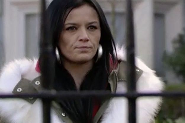 EastEnders spoilers: New girl Hayley, played by Katie Jarvis, targets Martin Fowler in new scenes