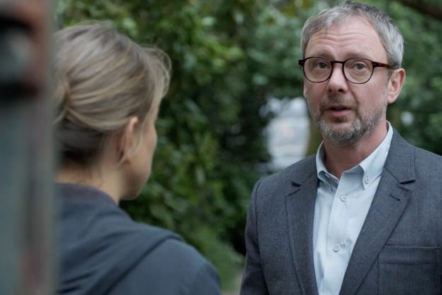 Collateral: John Simm stars as David Mars in the BBC series