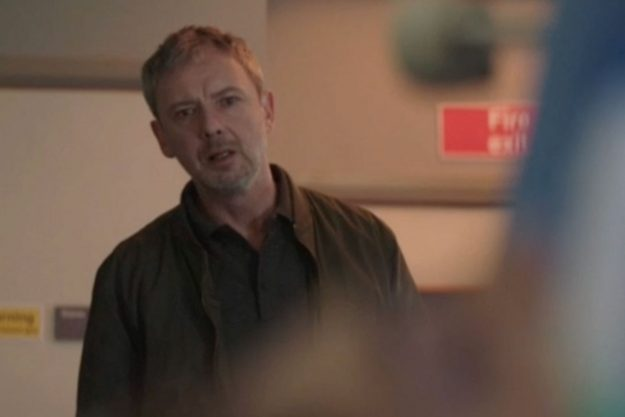 Trauma: John Simm stars in the ITV show