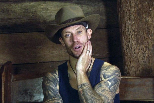 Image result for wayne bridge 2017 im a celeb