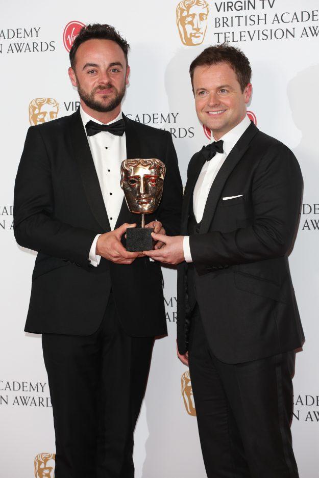 BAFTA TV Awards 2017: Ant and Dec reveal new SM:TV Live details