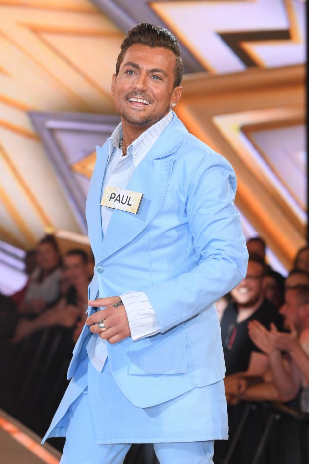 Paul Danan is currently in Celebrity Big Brother