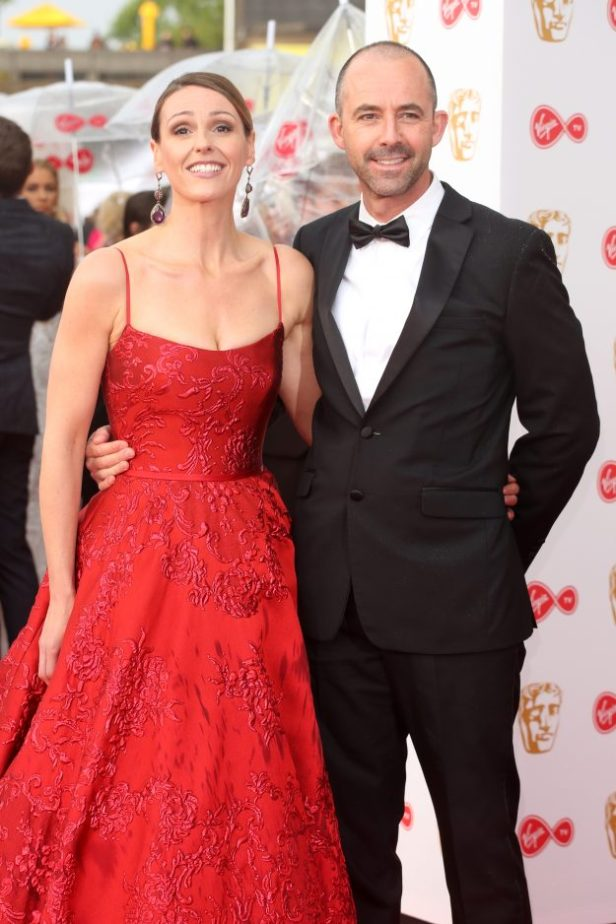 Suranne Jones husband