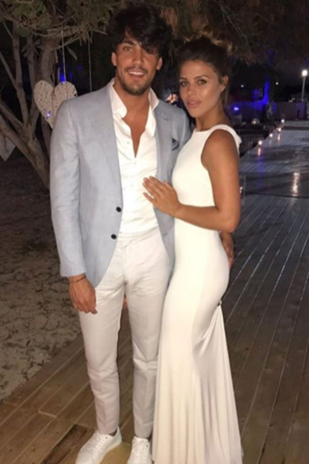 Chloe Lewis and boyfriend Danny Flasher move in together