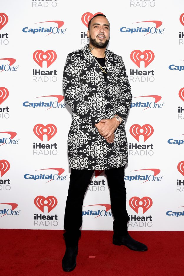 LAS VEGAS, NV - SEPTEMBER 22: French Montana attends the 2017 iHeartRadio Music Festival at T-Mobile Arena on September 22, 2017 in Las Vegas, Nevada