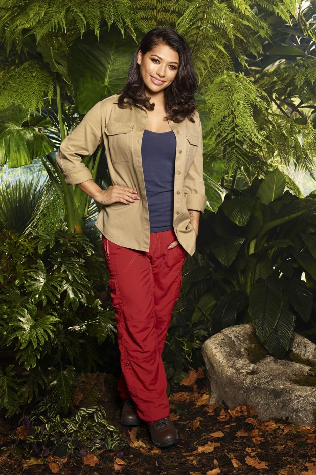 FOR IMMEDIATE USE From ITV Studios I'm A Celebrity Get Me Out Of Here: SR17 on ITV Pictured: Popstar VANESSA WHITE This photograph is (C) ITV Plc and can only be reproduced for editorial purposes directly in connection with the programme or event mentioned above, or ITV plc. Once made available by ITV plc Picture Desk, this photograph can be reproduced once only up until the transmission [TX] date and no reproduction fee will be charged. Any subsequent usage may incur a fee. This photograph m