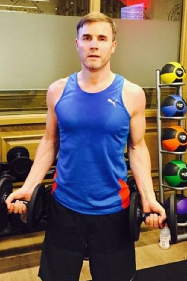 Gary Barlow Is On A Mission To Get His Fans In To Shape Urban