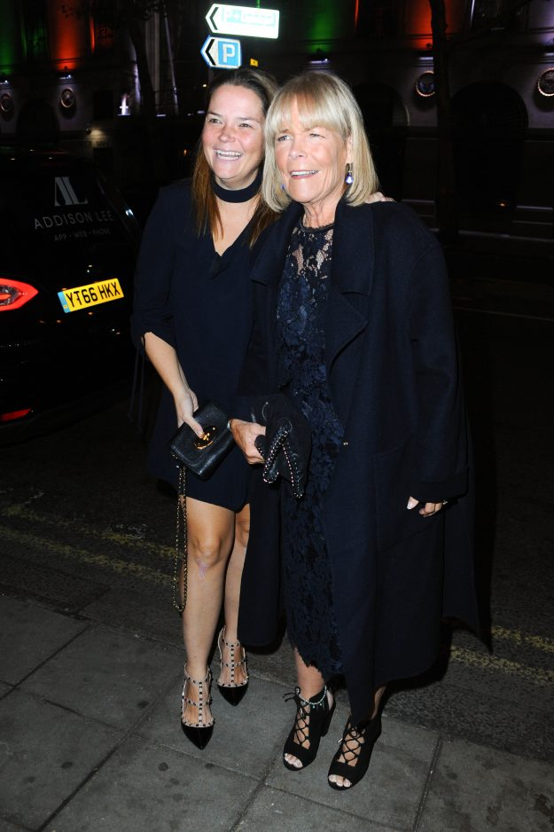 Star arrivals at the Best Heroes Awards where Best Magazine celebrates the UK's unsung heroes at the Waldorf Hilton in London, UK. Pictured: Linda Robson Ref: SPL5027194 240918 NON-EXCLUSIVE Picture by: Terry Scott / SplashNews.com Splash News and Pictures Los Angeles: 310-821-2666 New York: 212-619-2666 London: 0207 644 7656 Milan: +39 02 4399 8577 Sydney: +61 02 9240 7700 photodesk@splashnews.com World Rights,
