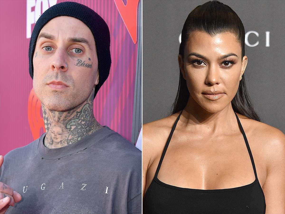 Kourtney Kardashian Boyfriend Travis