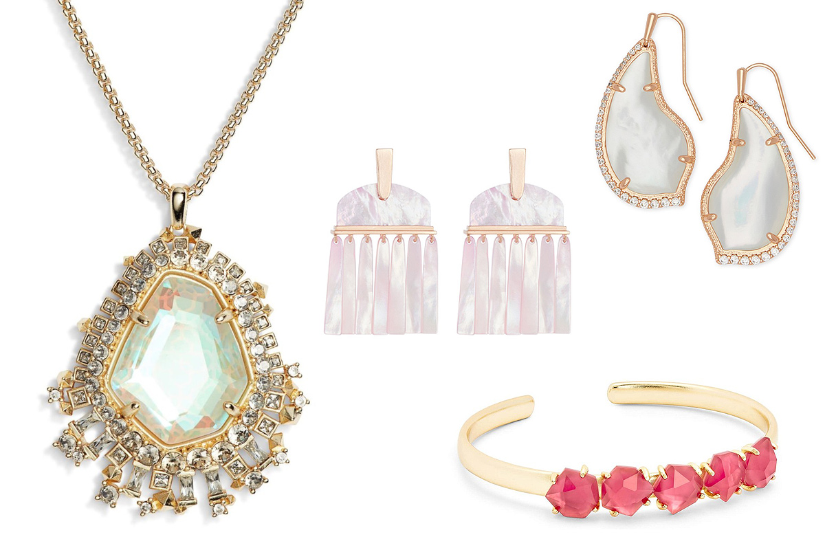 kendra scott jewelry is on sale at