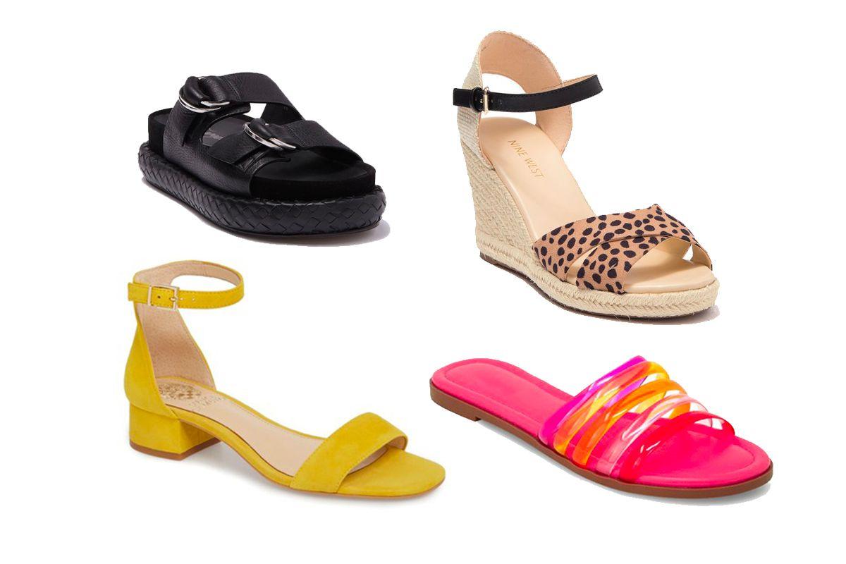 nordstrom rack shoe sale best sandals