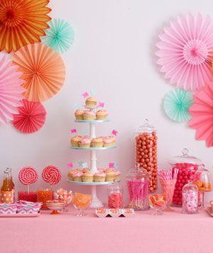 Creative Dessert Table Ideas Real Simple