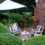 Small Patio Ideas Real Simple