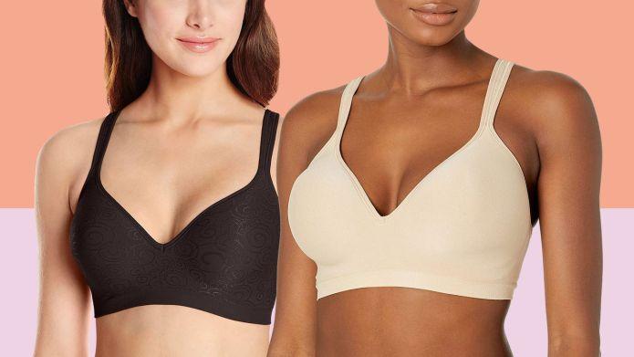 Amazon Black Friday 2020 Sale Bali Comfort Revolution Wire Free Bra Real Simple