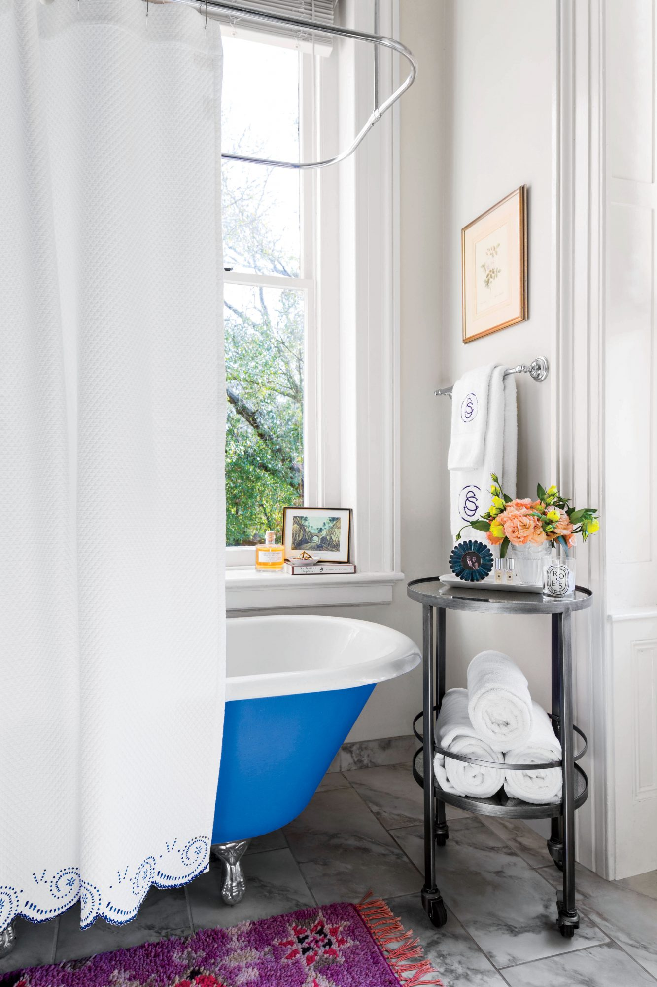 before buying an antique clawfoot tub