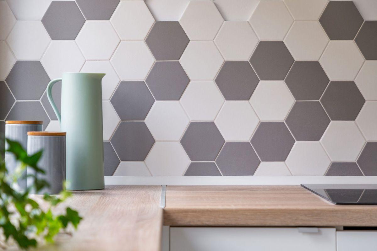 this modern tile trend has pinterest