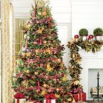 16 Christmas Tree Ribbon Ideas For A Spirited Display Southern Living