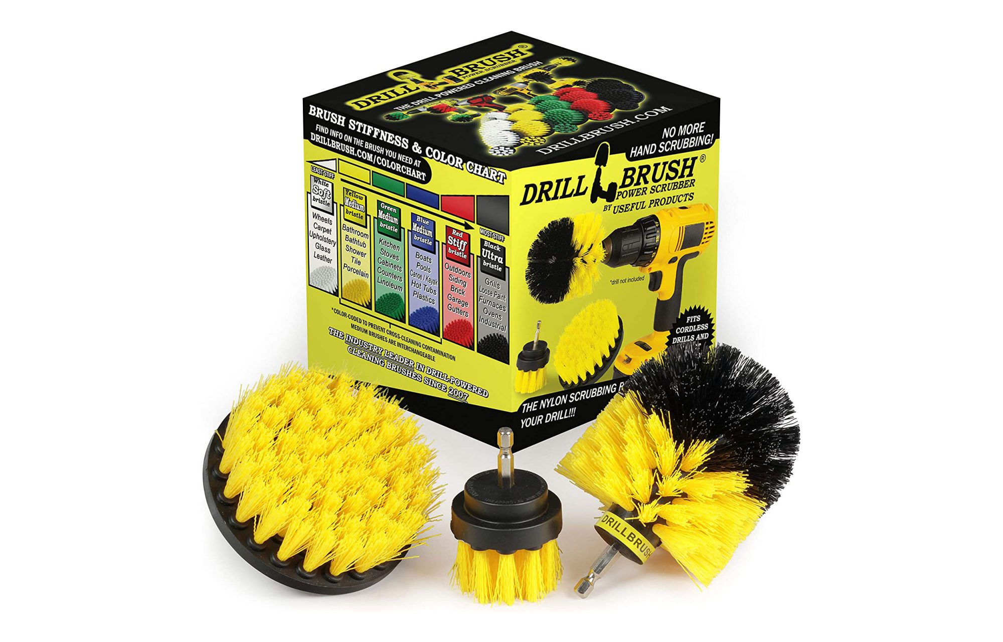 the power scrubber with more than 23