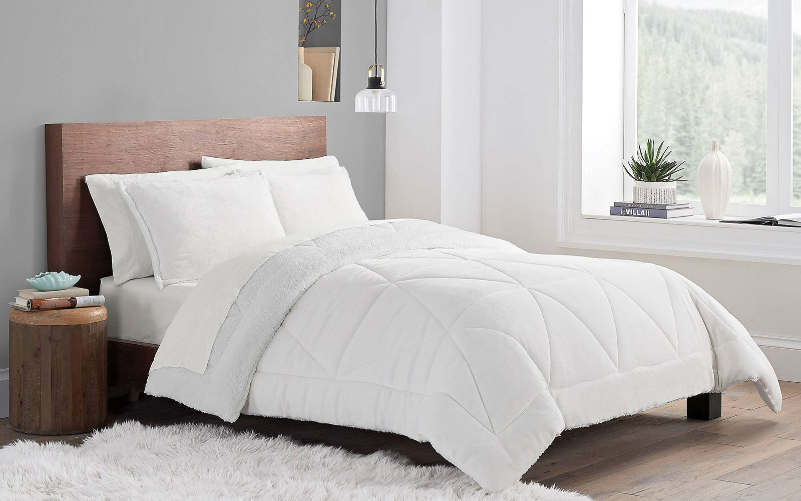 best comforters to give your bedroom a