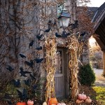 25 Of Our Best Outdoor Halloween Decorations Martha Stewart