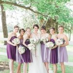 Purple Bridesmaid Dresses Martha Stewart
