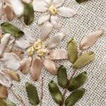 An Introductory Guide To Ribbon Embroidery Martha Stewart