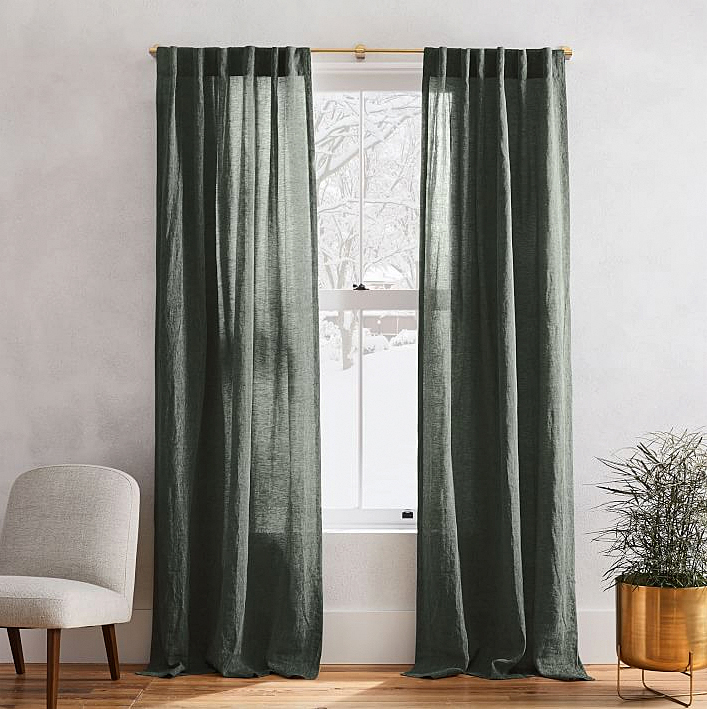 how to choose the right curtain length