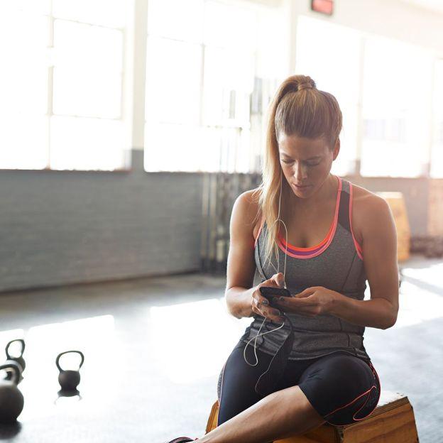 7 Tricks To Push Yourself When Youre Exercising Alone Shape Magazine Shape