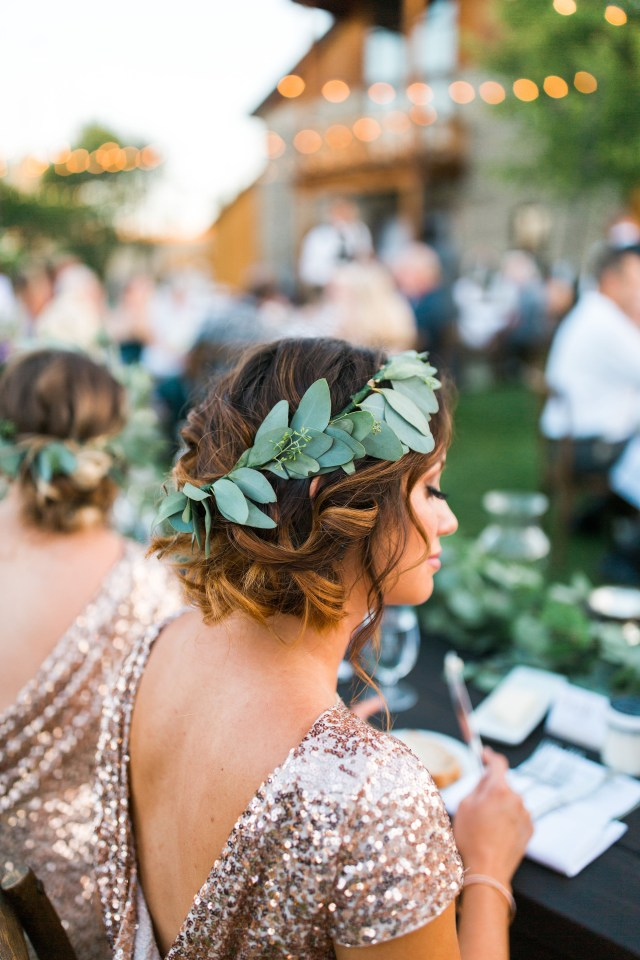 21 hairstyles any maid of honor would love | martha stewart