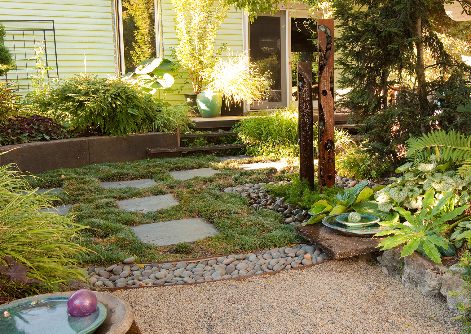 Easy Garden Design Ideas