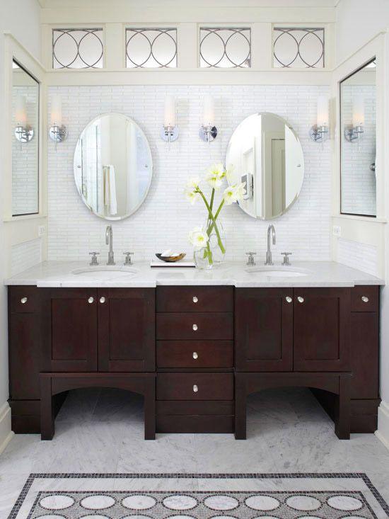 bathroom lighting guide better homes